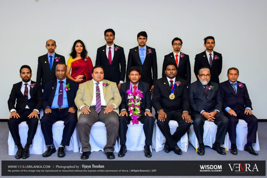 Negombo Toastmasters Club 8th Installation Ceremony for year 2017/2018